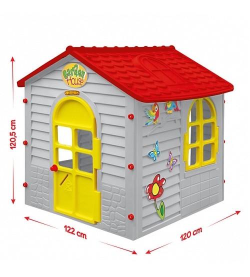 Bērnu dārza mājiņa  *111569* 1.22x1.2x1.2