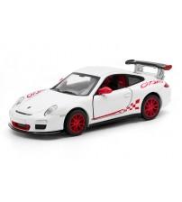 Metāla auto modelis  2010 Porsche 911 GST RS 1:36 KT5352