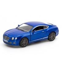 Metāla auto modelis 2012 Bentley Continental GT Speed 1:38 KT5369