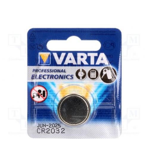 Baterijas Varta CR 2032 Kods 6032101401