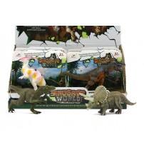 Dinozaura figūra 10x13 cm dažādas 533202