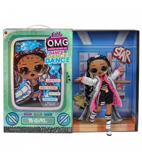 L.O.L. Lelle O.M.G. Dance Dance Dance B-Gurl 117858