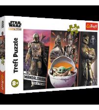 Puzlis TREFL Star Wars The Secret Baby Yoda 300 gb. 8+ T23002