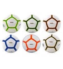 Futbola bumba Laser bērniem 409330 dažādas krāsas