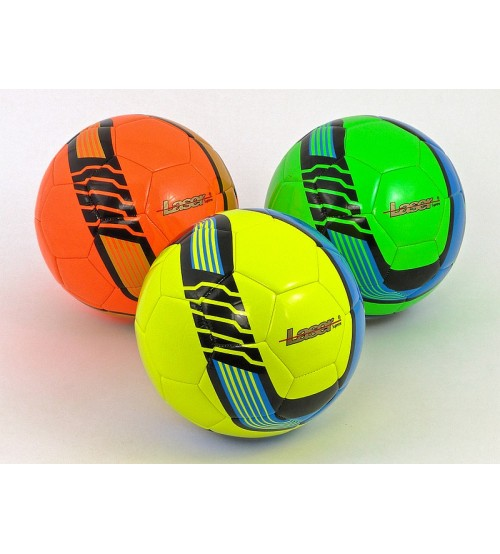 Futbola bumba Laser bērniem 437241 dažādas krāsas