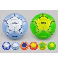 Futbola bumba Valsti bērniem 464865 dažādas krāsas