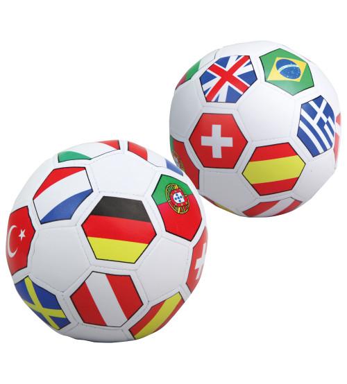 Bumba mīksta futbola 10 cm L62174 Čehija