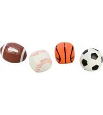 Bumba mīksta futbola 10 cm L62185 Čehija dažādas