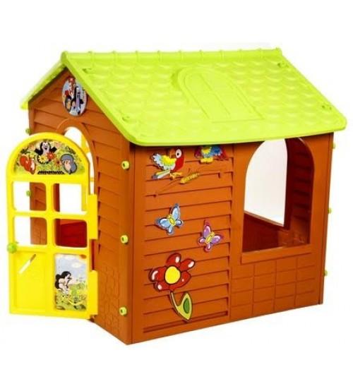 Bērnu dārza mājiņa  Kurmis 1,2x1,2x1,22 10754