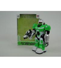 Robots staigojošs ar skaņu un gaismu 25 cm 226340