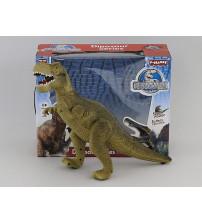 Dinozaurs figūra ar skaņu. gaismu un kustībam dažādas 423732