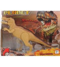Dinozaurs Tiranozaurs 15 x 22 cm ar skaņu. gaismu 464339