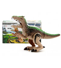 Dinozaurs figūra 34 cm ar skaņu. gaismu un kustībam 508583