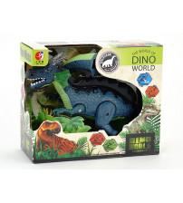 Dinozaurs figūra 23 cm ar skaņu. gaismu un kustībam 516960