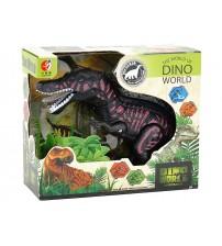 Dinozaurs figūra 23 cm ar skaņu. gaismu un kustībam 516977