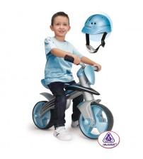 Bērnu balansēšanas srējritenis ar kasku 24m+ (i-500) Injusa