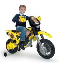 Akumulātoru bērnu motocilks 12 V no 3 gadiem Moto Cross  DRIFT ZX I-6811 Spānija