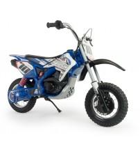Akumulātoru bērnu motocilks Blue Fighter 24V no 6 gadiem I-6832 Spānija