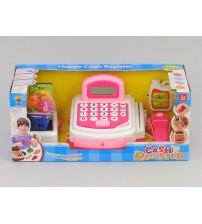Bērnu kases aparats ar skaņu, gaismu un LCD ekrānu 461918