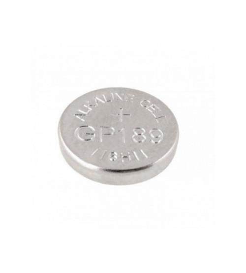 AG10, LR54, LR1130, GP89A, RW89, 189, 389, 389A, SR1130W, 1168A GP baterijas (1 gab.)