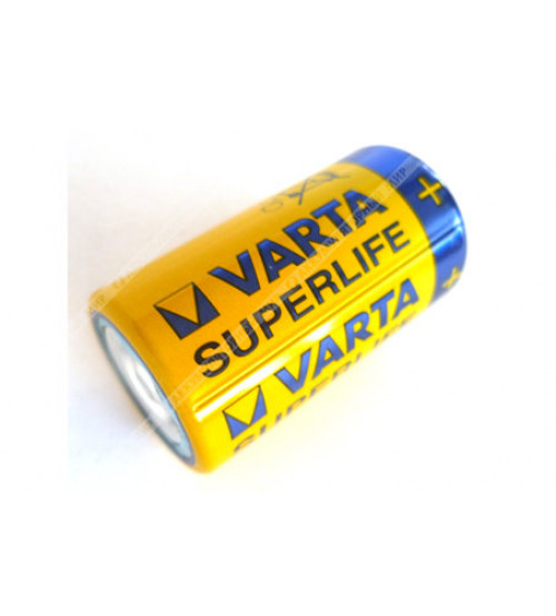 Baterijas VARTA Superlife 2 C Kods 2014101302