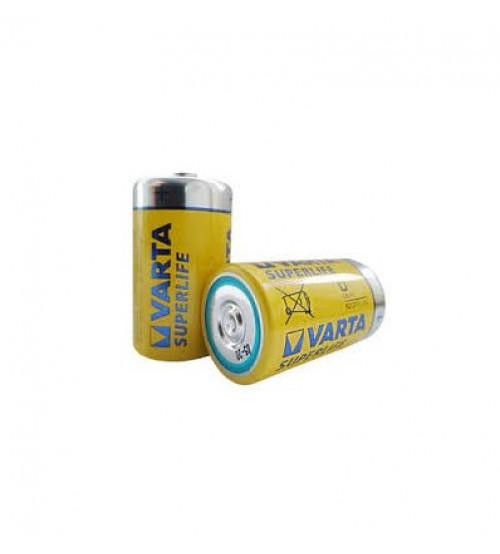 Baterijas VARTA Superlife 2 D Kods 2020101302