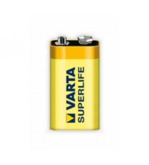 Baterijas VARTA Superlife 1 x 9V Krona 2022101301
