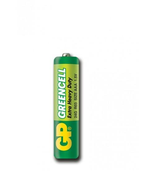 Baterijas GP R3 AAA 1,5 V Kods 24g-bulk