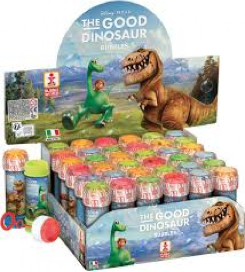 Ziepju burbuļi The Good Dinosau 60 ml 680200