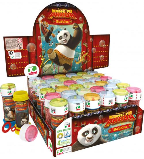 Ziepju burbuļi Kung Fu Panda 60 ml 687900