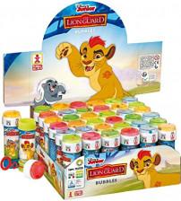 Ziepju burbuļi Lion King 60 ml 803200