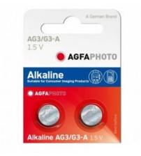 Baterijas AGFA AG3 B10 Kods APAG3B10