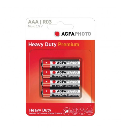 Baterijas AGFA PHOTO AAA APFR03