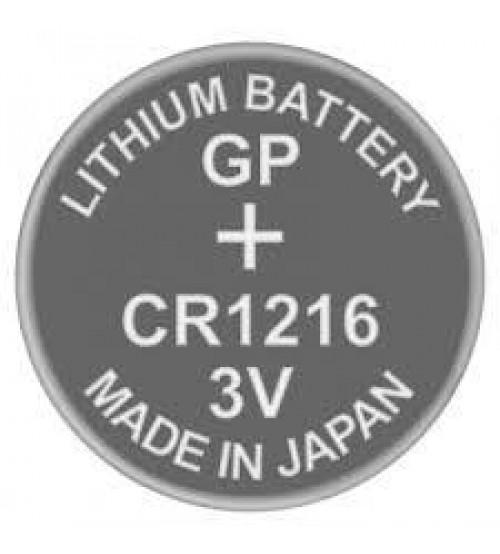 Baterijas GP CR1216 Kods CR1216-C5