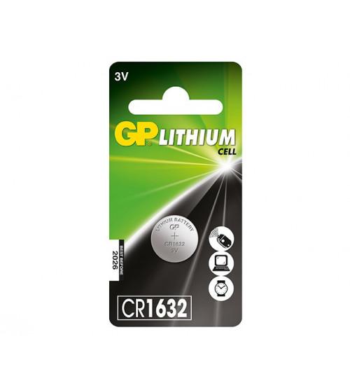 Baterijas GP CR1632 Kods cr1632