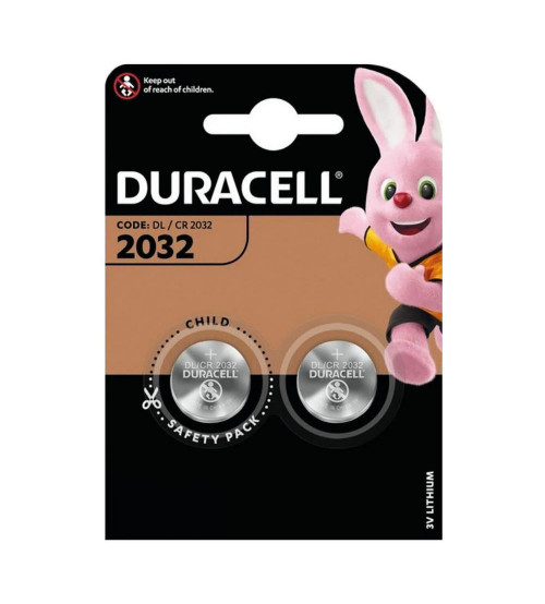 Baterijas 2032 DURACELL DL2032