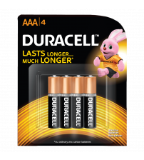Baterijas Duracell AAA Basic Simply Kods DR-AAA-BASIC