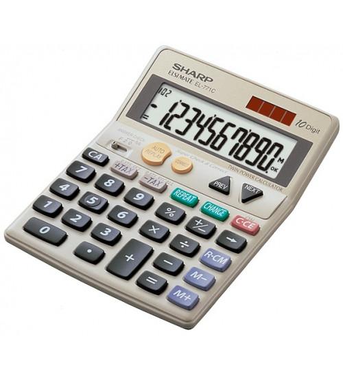 Elektroniskais kalkulators SHARP EL-771C
