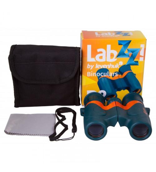 Binoklis kompakts kabatas bērniem LabZZ B2 6 x 21 69715
