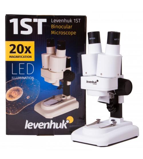 Mikroskops Binokulārais Levenhuk 1ST PLUS 70404