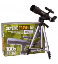 Teleskops ceļojumiem ar somu Levenhuk SkyLine PLUS Travel 50  70817