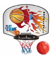 Basketbola grozs bērniem ar bumbu 30746