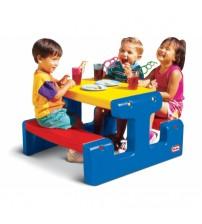 Piknika galds bērniem Little Tikes 93 x 100 x 55 cm 4668
