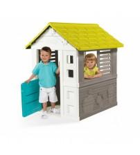 Bērnu dārza māja ar slēģiem Smoby Garden House 98 x 110 x 127 cm 810708