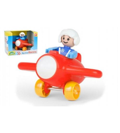 Līdmašīna mazuļiem My first racers Čehija kastē L01571