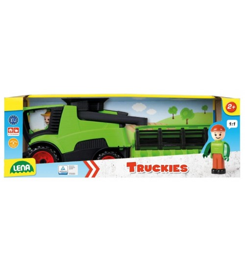 Atkritumu izvedējs Lena Truckies L01623 32 cm (kastē)