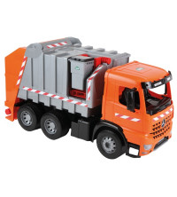 Lielais atkritumu izvedējs MB Actros 74cm, slodze 100kg, (kastē) L02168 Lena