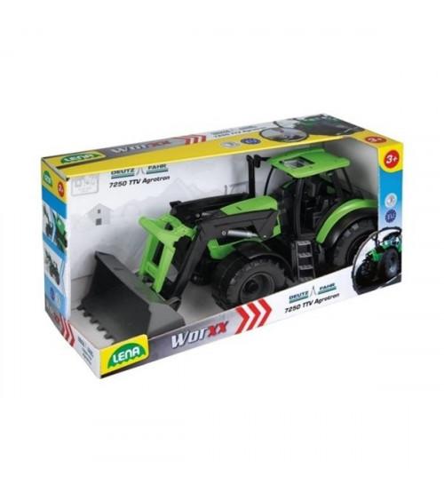 Traktors Worxx Fahr Agrotron 7250 TTV 45 cm L04613 (kastē) Lena Čehija