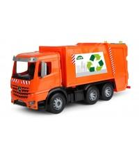 Atkritumu izvedējs Worxx  Mercedes Arocs 52 cm L04614 kastē Lena Čehija