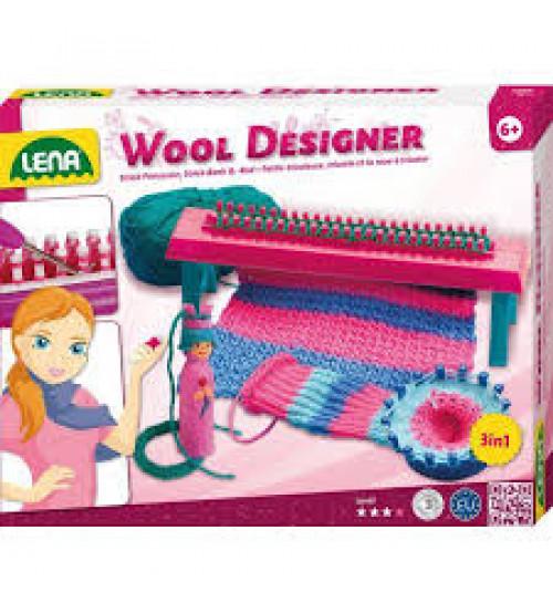 Aušanas stelles ar piederumiem 3 vienā Lena Wool Designer 6+ L42681 Čehija
